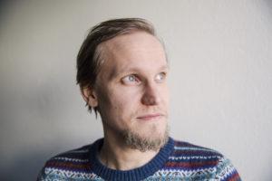 Antti Ronkainen. (Kuva: Joel Karppanen)