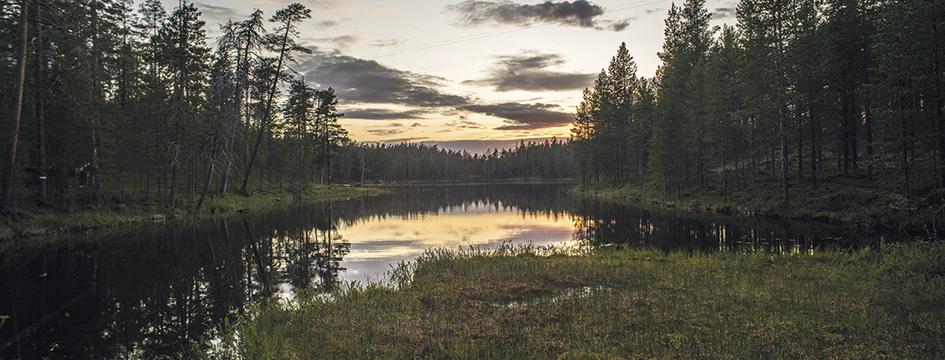 hossan kansallispuisto